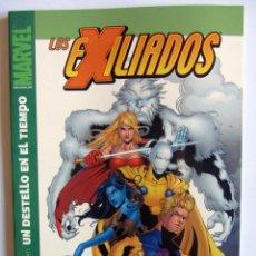 Cómics: LOS EXILIADOS. TOMO 10. UN DESTELLO EN EL TIEMPO. PANINI. Lote 48979285