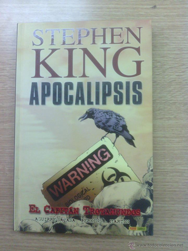 APOCALIPSIS DE STEPHEN KING #1 EL CAPITAN TROTAMUNDOS (Tebeos y Comics - Panini - Otros)