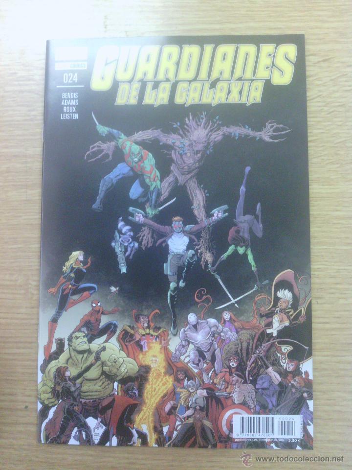 GUARDIANES DE LA GALAXIA #24 (Tebeos y Comics - Panini - Marvel Comic)