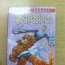 Cómics: 4 FANTASTICOS DE JOHN BYRNE #2 (MARVEL HEROES COLECCIONABLE #60). Lote 49560688