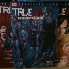 Cómics: LOTE TRUE BLOOD (3 TOMOS PUBLICADOS VER DESCRIPCION) DESCATALOGADOS. Lote 49569893