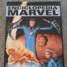Cómics: ENCICLOPEDIA MARVEL -- VOL. 1 -- LOS 4 FANTASTICOS -- MARVEL / PANINI COMICS -- 2005 --. Lote 49570371