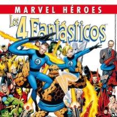 Cómics: MARVEL HÉROES 59 LOS 4 FANTÁSTICOS DE JOHN BYRNE Nº 1 TOMO PANINI 592 PÁGINA. Lote 75764815