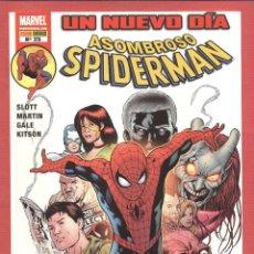 Cómics: ASOMBROSO SPIDERMAN-UN NUEVO DÍA-MARVEL-PANINI COMICS-Nº 25-NOV.2008-SLOTT-MARTIN-GALE-KITSON*. Lote 49629928