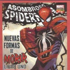 Cómics: ASOMBROSO SPIDERMAN-MARVEL-PANINI COMICS-Nº29-MAR 2009-NUEVAS FORMAS DE MORIR LIBRO I *. Lote 49630186