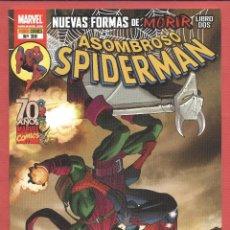 Cómics: ASOMBROSO SPIDERMAN-MARVEL-PANINI COMICS-Nº30-ABR 2009-NUEVAS FORMAS DE MORIR LIBRO DOS*. Lote 49630274