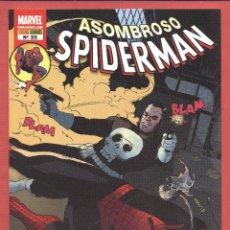 Cómics: ASOMBROSO SPIDERMAN-MARVEL-PANINI COMICS-Nº33-JUL2009-WELLS-ARCUDI-WAID-BACHS*. Lote 49630435