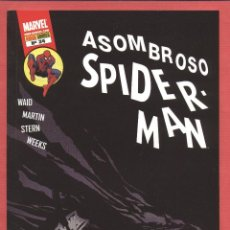 Cómics: ASOMBROSO SPIDERMAN-MARVEL-PANINI COMICS-Nº34-AGO 2009-WAID-MARTIN-STERN-WEEKS*. Lote 49630623