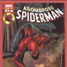 Cómics: ASOMBROSO SPIDERMAN-MARVEL-PANINI COMICS-Nº35-SEP2009-FUEGO EN LA MENTE*. Lote 49630657