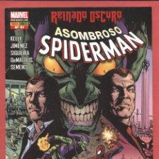 Cómics: ASOMBROSO SPIDERMAN-MARVEL-PANINI COMICS-Nº41-MAR 2010-REINADO OSCURO*. Lote 49631323