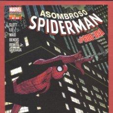 Cómics: ASOMBROSO SPIDERMAN-MARVEL-PANINI COMICS-Nº43-MAY 2010- #600 EN USA*. Lote 49631395