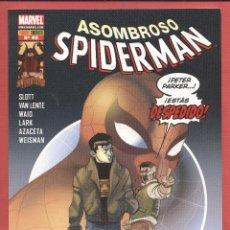 Cómics: ASOMBROSO SPIDERMAN-MARVEL-PANINI COMICS-Nº49-NOV 2010-SLOTT-VAN LENTE-WAID-LARK*. Lote 49631627