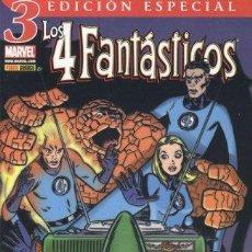 Cómics: LOS 4 FANTÁSTICOS VOL. 6 (EDICIÓN ESPECIAL LIMITADA) LOTE DE 3 Nº 3-6-7. Lote 50484067