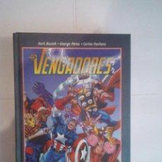 Cómics: LOS VENGADORES -VOLUMEN 3 - PANINI - TOMOS BEST OF MARVEL - COMPLETA CJ 6 - GORBAUD. Lote 49874001
