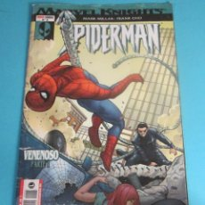 Cómics: SPIDERMAN Nº 5. VENENOSO PARTE 1. Lote 50062719