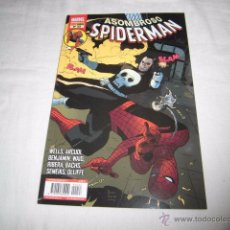 Cómics: ASOMBROSO SPIDERMAN Nº 33 PANINI 2009. Lote 50161805