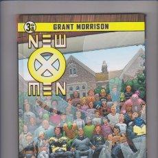 NEW MEN - Nº 3 - GRANT MORRISON / IMPERIAL - PANINI COMICS 2001