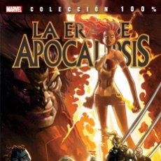 Cómics: COL. 100% MARVEL LA ERA DEL APOCALIPSIS Nº 1 X-TERMINADOS - TOMO PANINI -DAVID LAPHAM DE LA TORRE GI. Lote 212555777