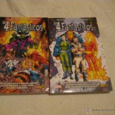 Cómics: COLECCION EXTRA SUPERHÉROES NºS 49 Y 52 - LOS 4 FANTÁSTICOS DE PELIGRO EN PELIGRO + IDA Y VUELTA -. Lote 54149106