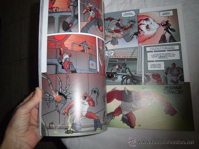 Cómics: XENOX SPACE WARRIORS.CRISIS EN CENTRAX.PANINI COMICS 2011 - Foto 3 - 51476796