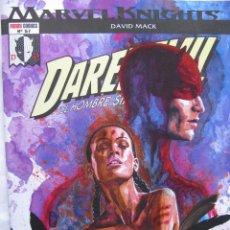 Cómics: MARVEL KNIGHTS (EN NEGRO). DAREDEVIL. NROS. 57 AL 70. PANINI COMICS. (COMO NUEVOS).. Lote 51630464