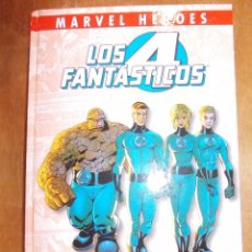 Cómics: MARVEL HEROES-LOS 4 FANTASTICOS-IMPENSABLE-PANINI MARVEL-TAPA DURA-NUEVO. Lote 80638968
