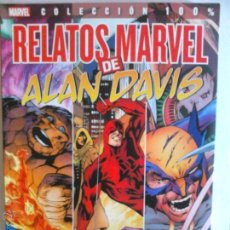 Cómics: RELATOS MARVEL DE ALAN DAVIS. Lote 52621107