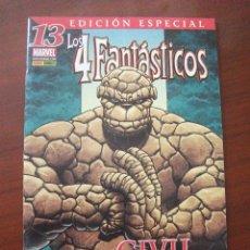 Cómics: LOS 4 FANTASTICOS Nº 13 PANINI C5. Lote 52743027