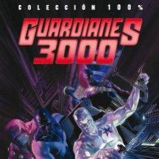 Cómics: 1005 MARVEL GUARDIANES 3000 - TOMO PANINI -- ABNETT Y SANDOVAL. Lote 153573533