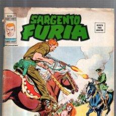 Cómics: SARGENTO FURIA. V.2 - Nº 26. MARVEL COMICS GROUP. EN EL DESIERTO... A MORIR. Lote 53079339