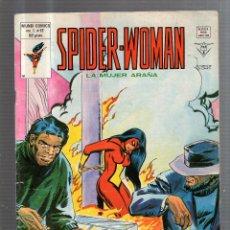 Cómics: SPIDER-WOMAN. LA MUJER ARAÑA. MUNDI COMICS. VOL. 1 Nº 12. ENTRA EL HOMBRE DE LOS JUEGOS. Lote 53118632