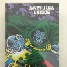 Cómics: SUPERVILLANOS UNIDOS (MARVEL LIMITED EDITION) - PANINI. Lote 53255243