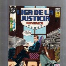 Cómics: LIGA DE LA JUSTICIA. AMERICA. Nº 35. EDICIONES ZINCO. Lote 86755600