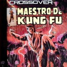 Cómics: CROSSOVER MAESTRO DE KUNG-FU (SHANG-CHI). Lote 53418062