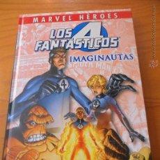 Cómics: LOS 4 FANTASTICOS, IMAGINAUTAS - WAID/ WIERINGO - MARVEL HEROES - TOMO QUE CONTIENE.... Lote 53519733