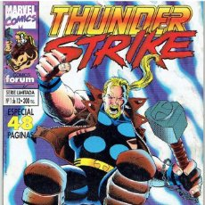 Cómics: THUNDER STRIKE- ESPECIAL 48 PÁGS.. Lote 53600618
