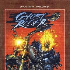 Cómics: BEST OF MARVEL ESSENTIALS : GHOST RIDER DE DEVIN GRAYSON & TRENT KANIUGA PANINI COMICS. Lote 53780929