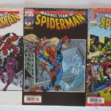 Cómics: MARVEL TEAM UP SPIDERMAN COMPLETA. Lote 54153879