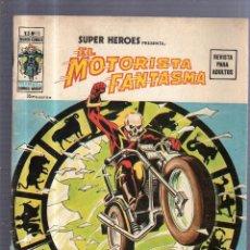 Cómics: EL MOTORISTA FANTASMA. V.2 - Nº 15. MARVEL COMICS GROUP. Lote 54384748