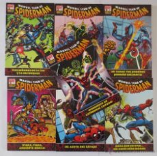 Cómics: MARVEL TEAM UP SPIDERMAN 1,2,3,4,5,6, 7 VOL 2 PANINI. Lote 54396290