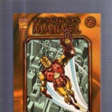 Cómics: TEBEO TESOROS MARVEL. IRON MAN. LOS AÑOS PERDIDOS / 1. EXCELSIOR MARVEL COMICS. Lote 54484151
