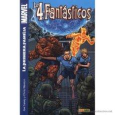Cómics: LOS 4 FANTÁSTICOS : LA PRIMERA FAMILIA DE JOE CASEY & CHRIS WESTON PANINI COMICS - MARVEL COMICS. Lote 54487906