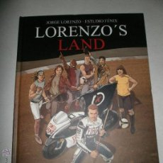 Cómics: COMIC JORGE LORENZO CAMPEON DE MOTO GP. Lote 54496676