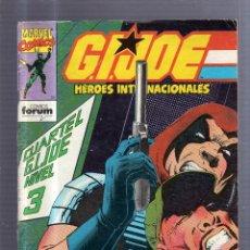 Cómics: TEBEO G.I.JOE. HEROES INTERNACIONALES. MARVEL COMICS. Nº 30. Lote 54599339