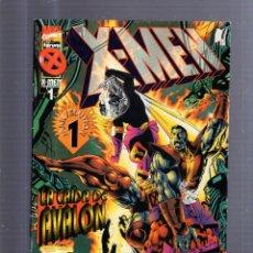 Cómics: TEBEO X-MEN. Nº 1. LA CAIDA DE AVALON. MARVEL COMICS. Lote 54797507