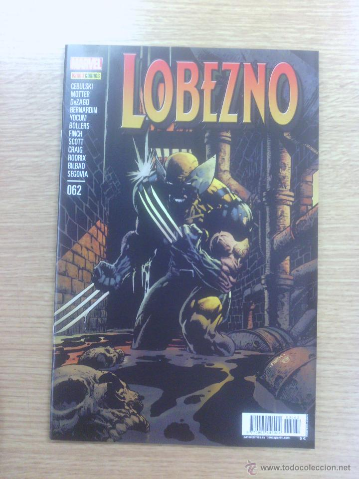LOBEZNO VOL 5 #62 (Tebeos y Comics - Panini - Marvel Comic)