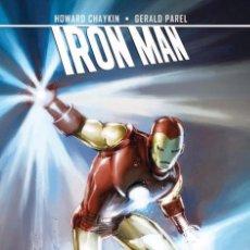 Cómics: IRON MAN PRIMERA TEMPORADA - TOMO PANINI - HOWARD CHAYKIN Y GERALD PAREL. Lote 54860484