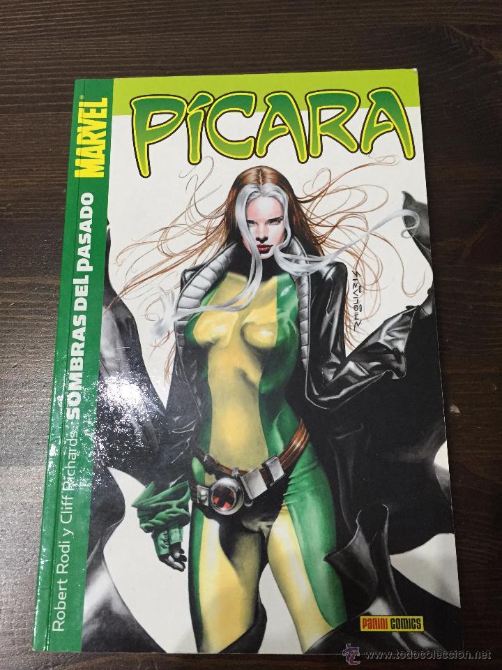 PICARA DE PATRULLA X SOMBRAS DEL PASADO (Tebeos y Comics - Panini - Marvel Comic)