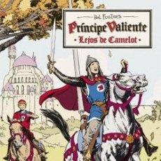 Cómics: PRÍNCIPE VALIENTE, LEJOS DE CAMELOT - SCHULTZ & GIANNI - PANINI. Lote 54954890
