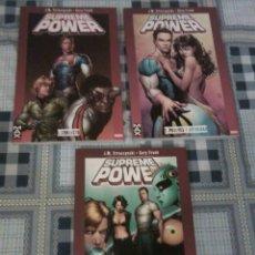 Cómics: SUPREME POWER 3 TOMOS.. Lote 55143606